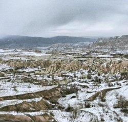 Kapadokya Kırmızı Tur